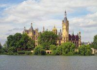 Schweriner Schloss am See