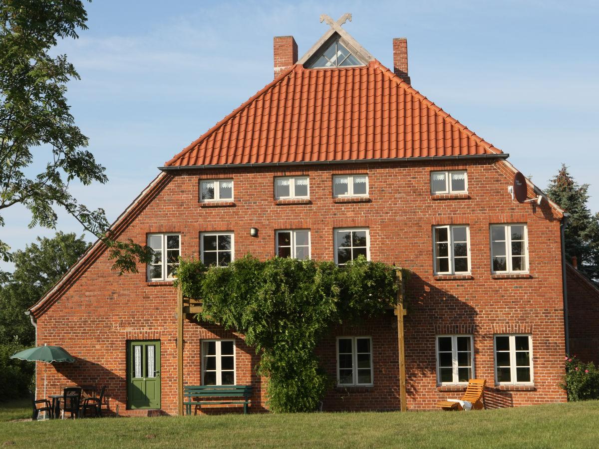 Seehof Warnow Südseite