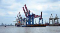 Hafenkräne in Wismar